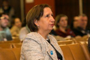 Professora Doutora Maria Lúcia Okimoto - Coordenadora do LABERG da UFPR e da RPDTA
